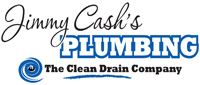 Website for Jimmy Cash's Plumbing
