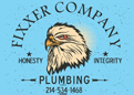 Website for Fixxer Company - Plumbing