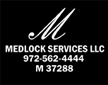 Website for Medlock Services, LLC