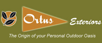 Website for Ortus Exteriors