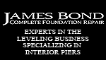 Website for James Bond Complete Foundation Repair