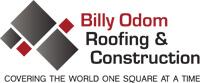 Website for Billy Odom Roofing Co., Inc.