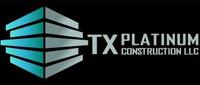 Website for TX Platinum Construction