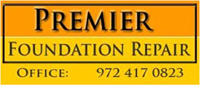 Website for Premier Foundation Repair Company
