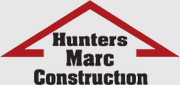 Website for Hunter's Marc Construction LLC