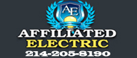 Website for Affiliated Electric Frisco