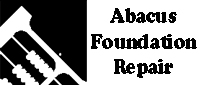 Website for Abacus Foundation Repair LLC.