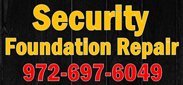 Website for Security Home Foundation Repair