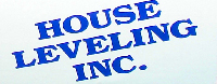 Website for House Leveling, Inc.