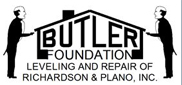 Website for Butler Foundation Leveling and Repair of Richardson, Plano, Inc.