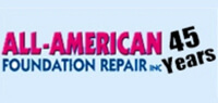 Website for All-American Foundation Repair, Inc.
