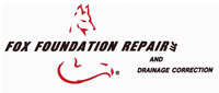 Website for Fox Foundation Repair, LLC.
