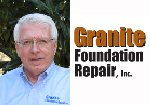 Website for Granite Foundation Repair, Inc.