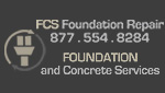 Website for Foundation & Concrete Services