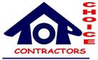 Website for Top Choice Contractors