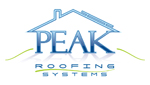 Website for Peak Roofing Systems