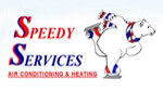 Website for Speedy Services Air Conditioning and Heating