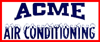 Website for Acme Air Conditioning