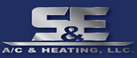 Website for S & E A/C & Heating LLC