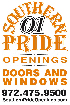 Website for Southern Pride Openings, LLC