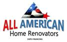 Website for All American Home Renovators, LLC.