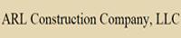 Website for ARL Construction Company, LLC