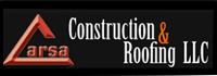 Website for CARSA Construction & Roofing, LLC
