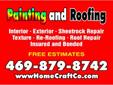 Website for Homecraft Co.