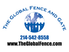 Website for Global Fence