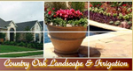 Website for Country Oak Landscape and Irrigation