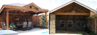Website for Deck Masters Patio Roof Covers of Collin County