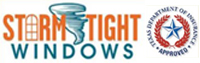 Website for Storm Tight Windows of Texas Inc.