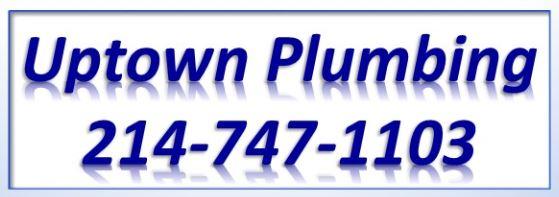 Website for Uptown Plumbing
