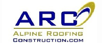 Website for Alpine Roofing Construction