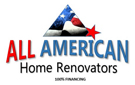 Website for All American Home Renovators, LLC.