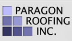 Website for Paragon Roofing, Inc.