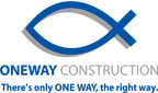 Website for One Way Construction