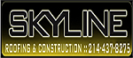 Website for Skyline Roofing & Construction