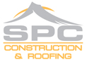 Website for SPC Construction & Roofing