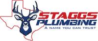 Website for Staggs Plumbing LLC