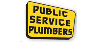 Website for Public Service Plumbers, Inc.