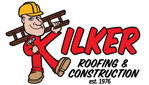 Website for Kilker Roofing & Construction, LLC