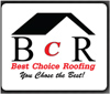 Website for Best Choice Roofing