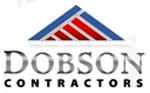 Website for Dobson Contractors, Inc.