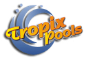 Website for Tropix Pools