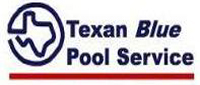 Website for Texan Blue Pool Service