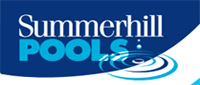 Website for Summerhill Pools, Inc.