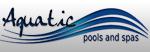 Website for Aquatic Pools & Spas