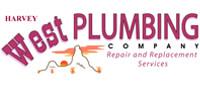 Website for Harvey West Plumbing