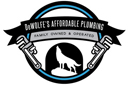 Website for DeWolfe's Affordable Plumbing